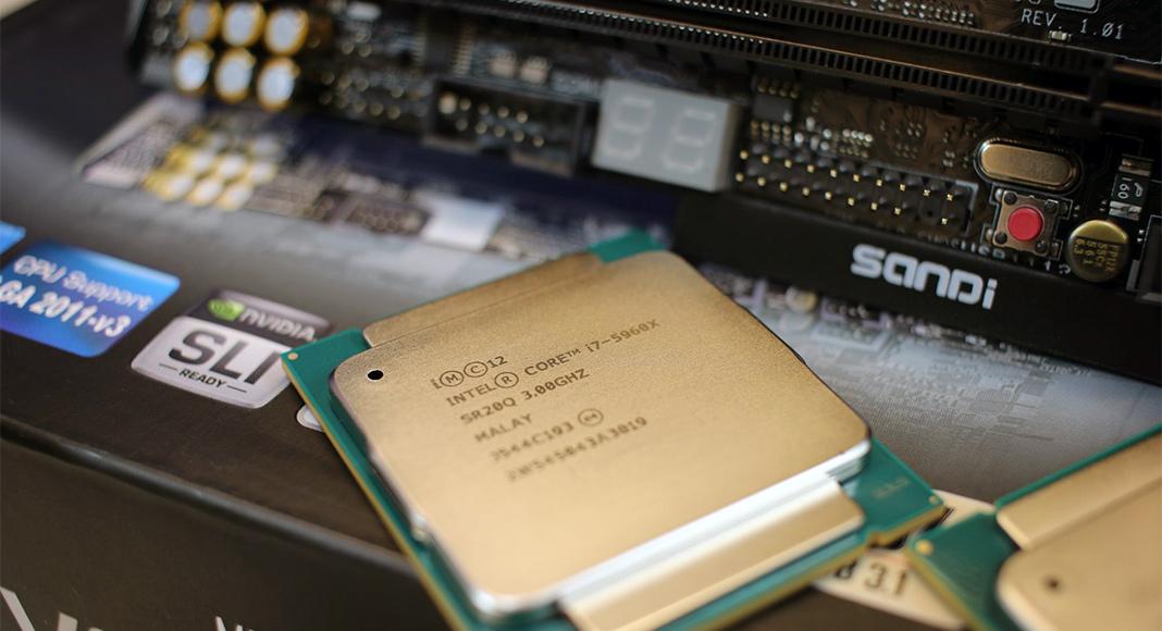 Intel CPU processor säkerhetslucka