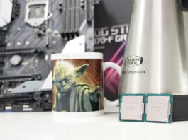 Intel Coffee Lake Core i7-8700K