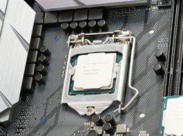 Core i7-9700K Comet Lake