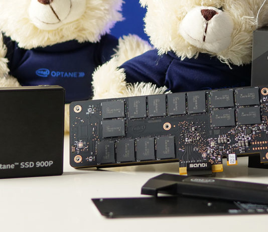 Intel Optane 900P SSD