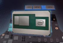 Intel CPu Radeon GPU Intel Core i7-8809G