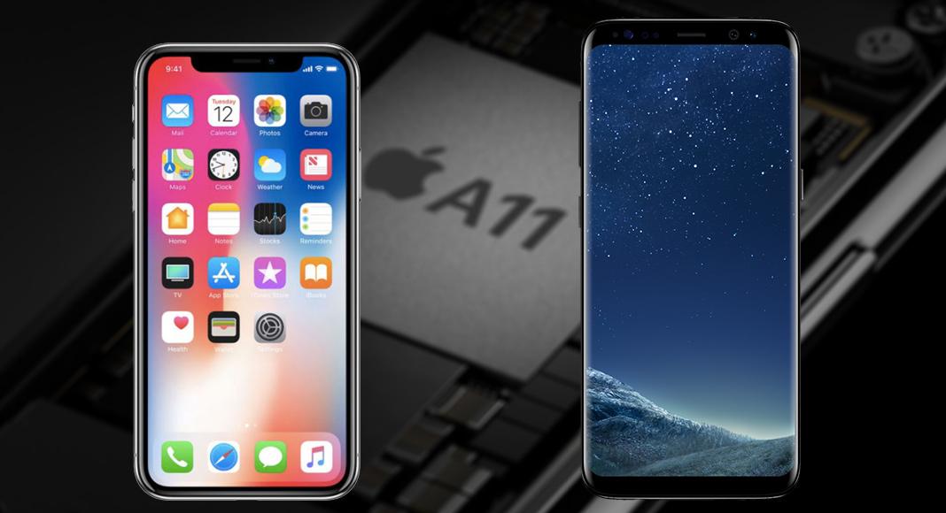 Apple Iphone X lanseras - Vi jämför med Iphone 8 och Galaxy S8 79e53ffb824ab