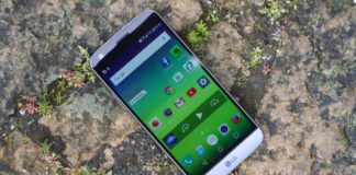 LG G5 vs. LG G6