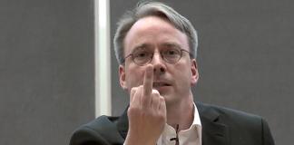 https://www.nordichardware.se/images/labswedish/nyhetsartiklar/Linux/Linus_Torvalds/fullimages/LinusTorvalds_Flip_Finger.png