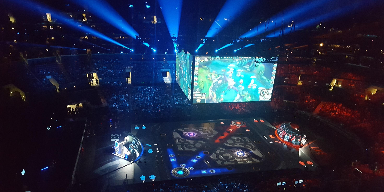 League of Legends World Championships (Bildkälla: Inverse)
