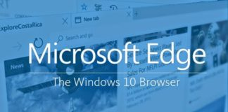 Windows 10 S Edge browser Chromium