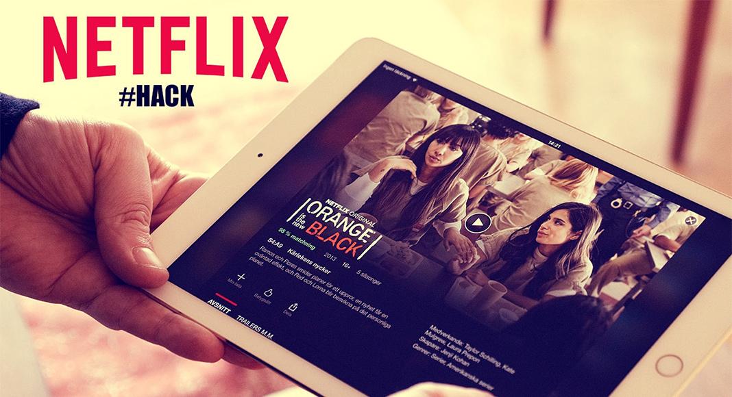 Netflix Orange is the new black cyberhot