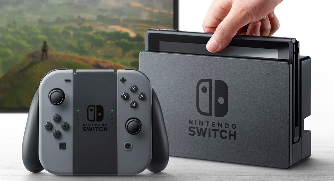 Nintendo Switch E3