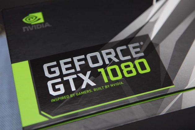 Geforce GTX 1080 prestandaresultat