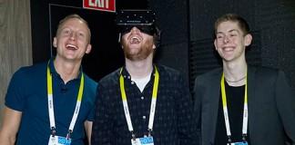 OculusVRflin