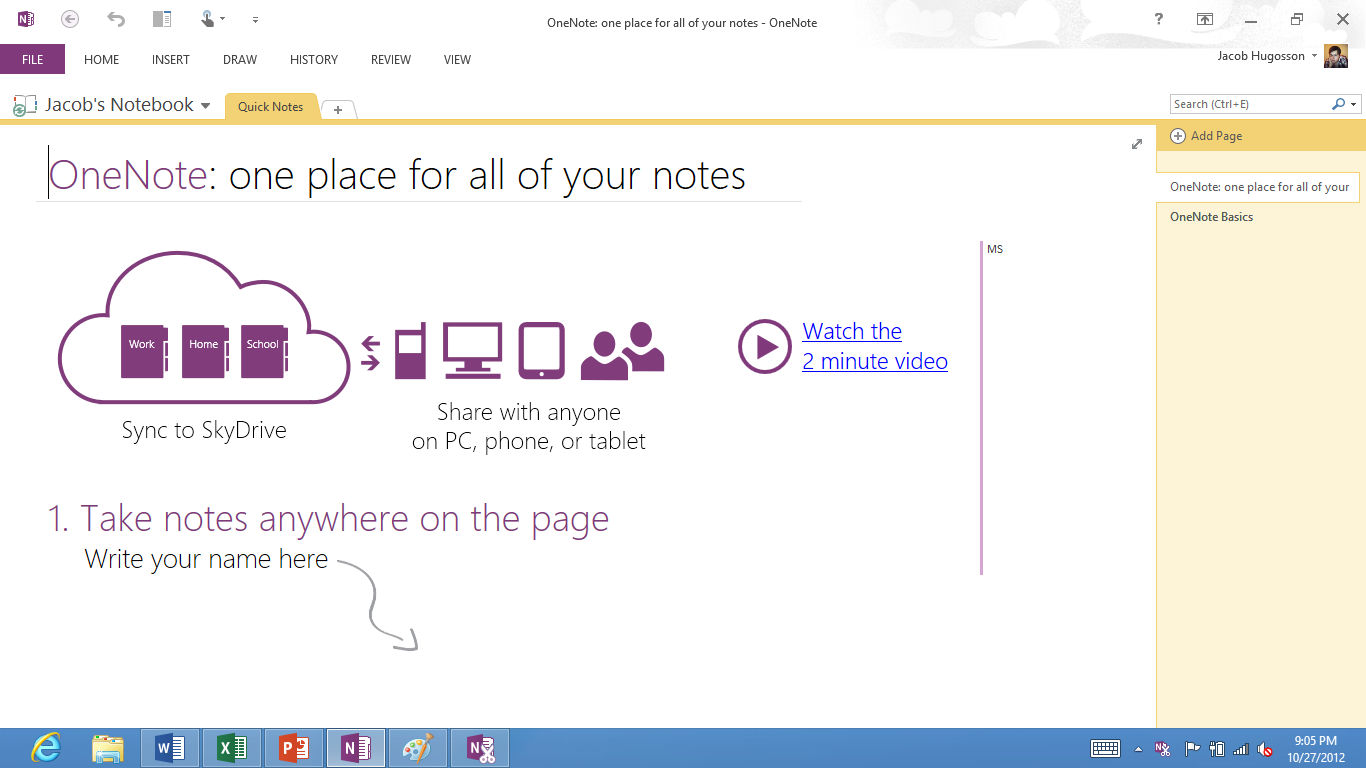 Office_Onenote