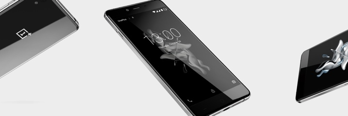 Oneplus X officiell