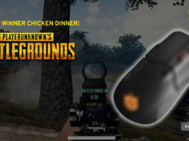 PlayerUnknown's Battlegrounds bästa mus PUBG