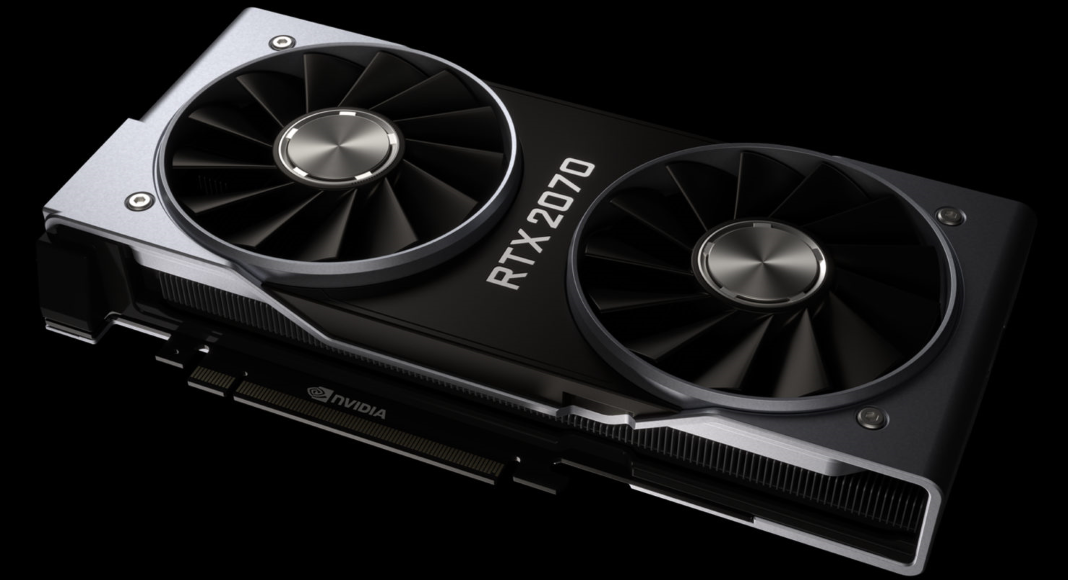RTX 2070 Super Geforce RTX 2060