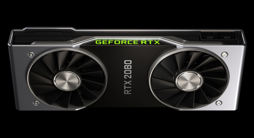 Geforce RTX 2080 Turing