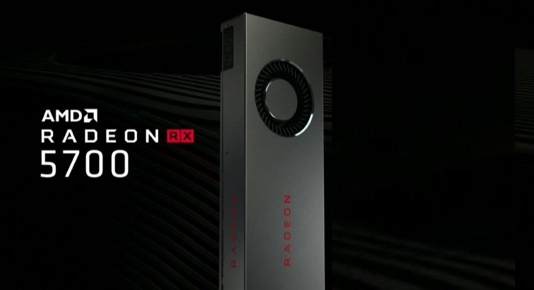 Radeon RX 5700 Navi
