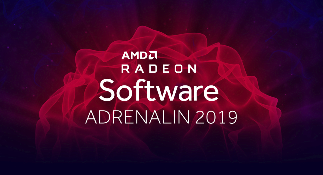 Radeon Software 18.12.3 Adrenalin 19.5.1