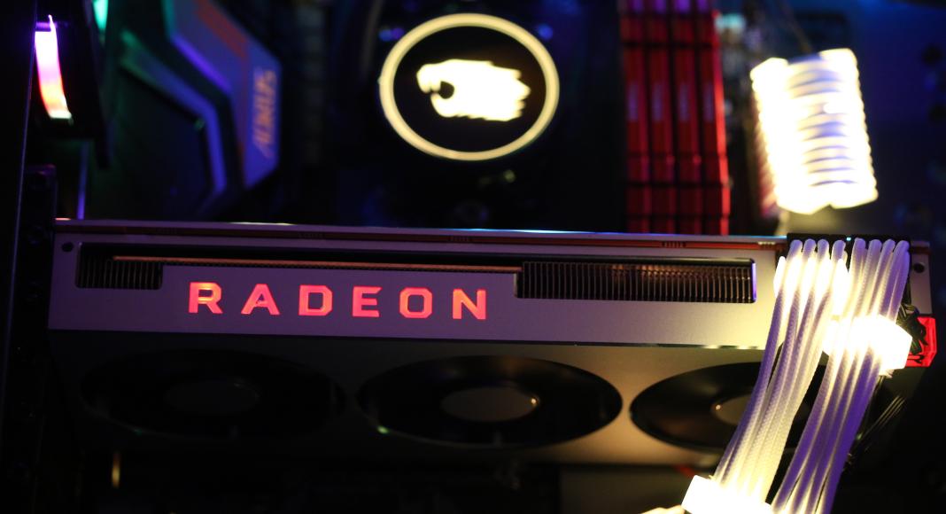 Radeon VII Fire Strike