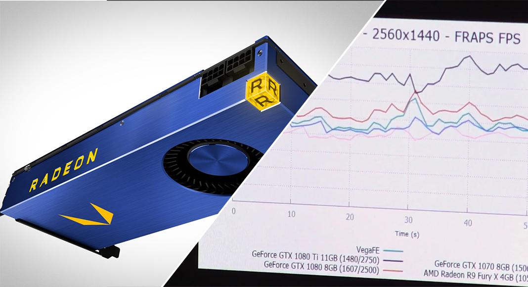 Radeon Vega FE Frontier Edition