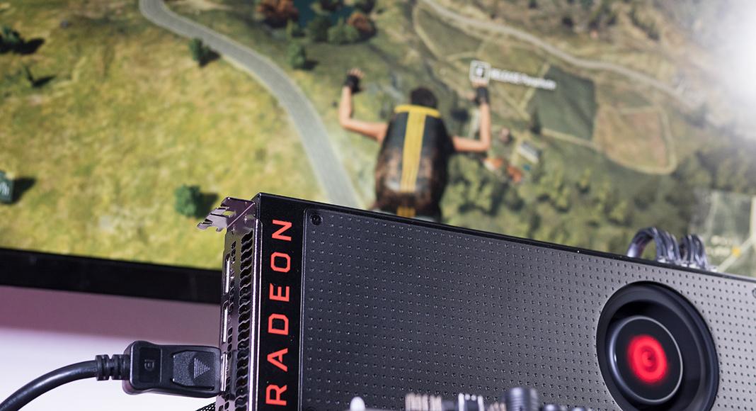 Radeon RX Vega PUBG