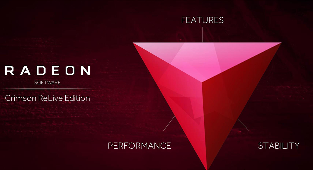 Radeon Crimson Relive