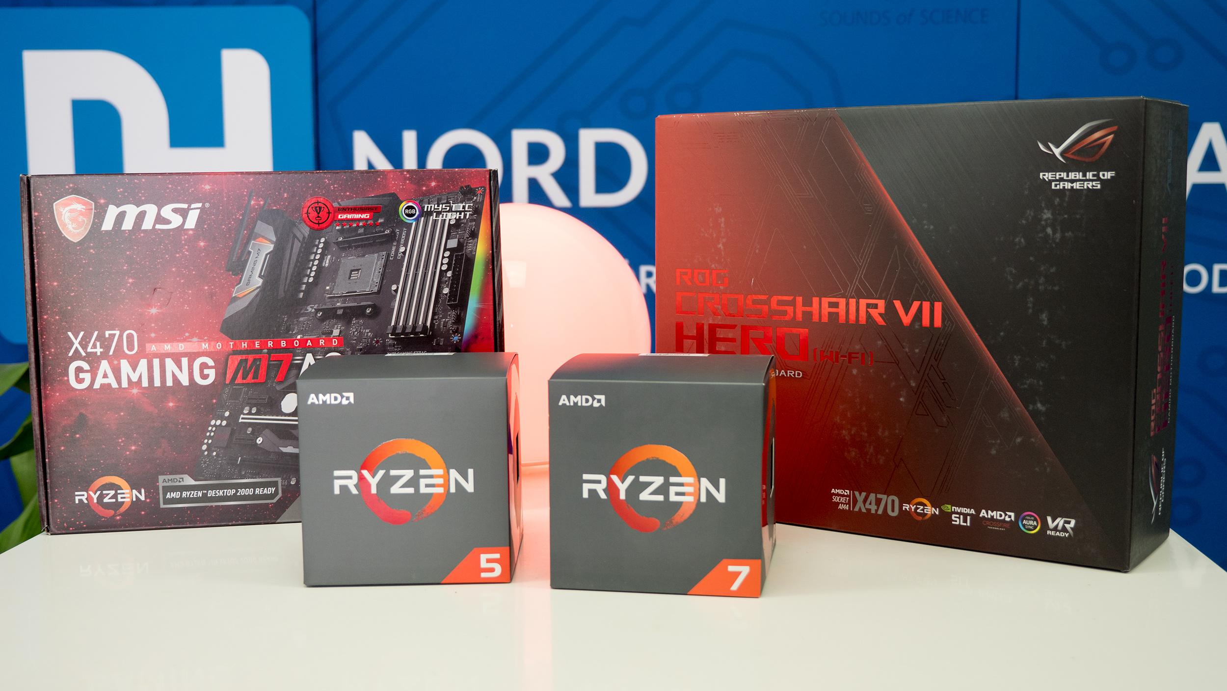 Video: Ryzen 7 2700X och 2600X lanseras – djupdykning i 5 viktigaste