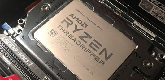 processorkärnor AMD Ryzen Threadripper 2990WX