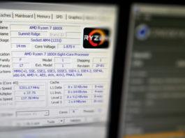 Ryzen överklockad 5.2 GHz