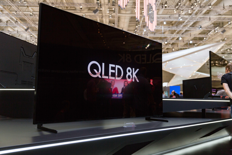 Samsung 8K QLED - ska du välja OLED eller QLED i höst?
