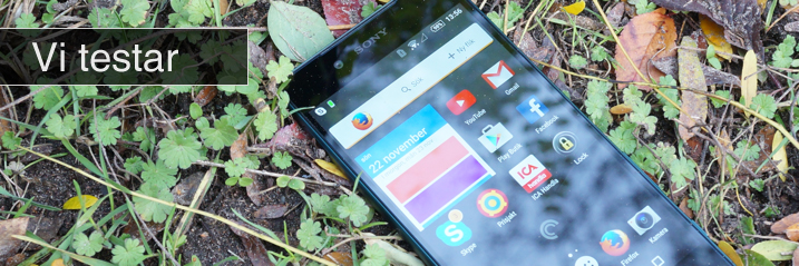 Sony Xperia Z5 Recension banner