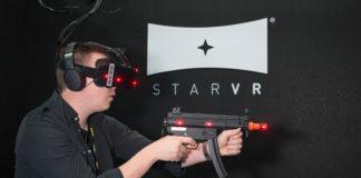 Acer StarVR Starbreeze