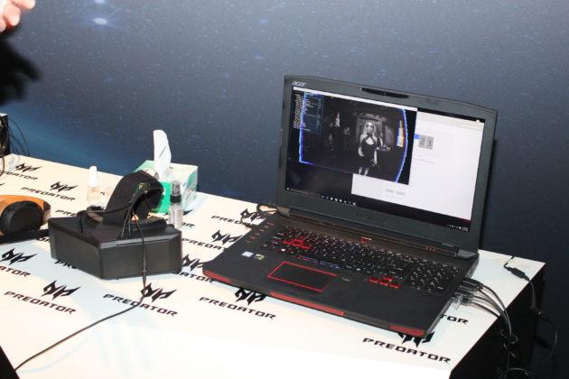 Starbreeze VR