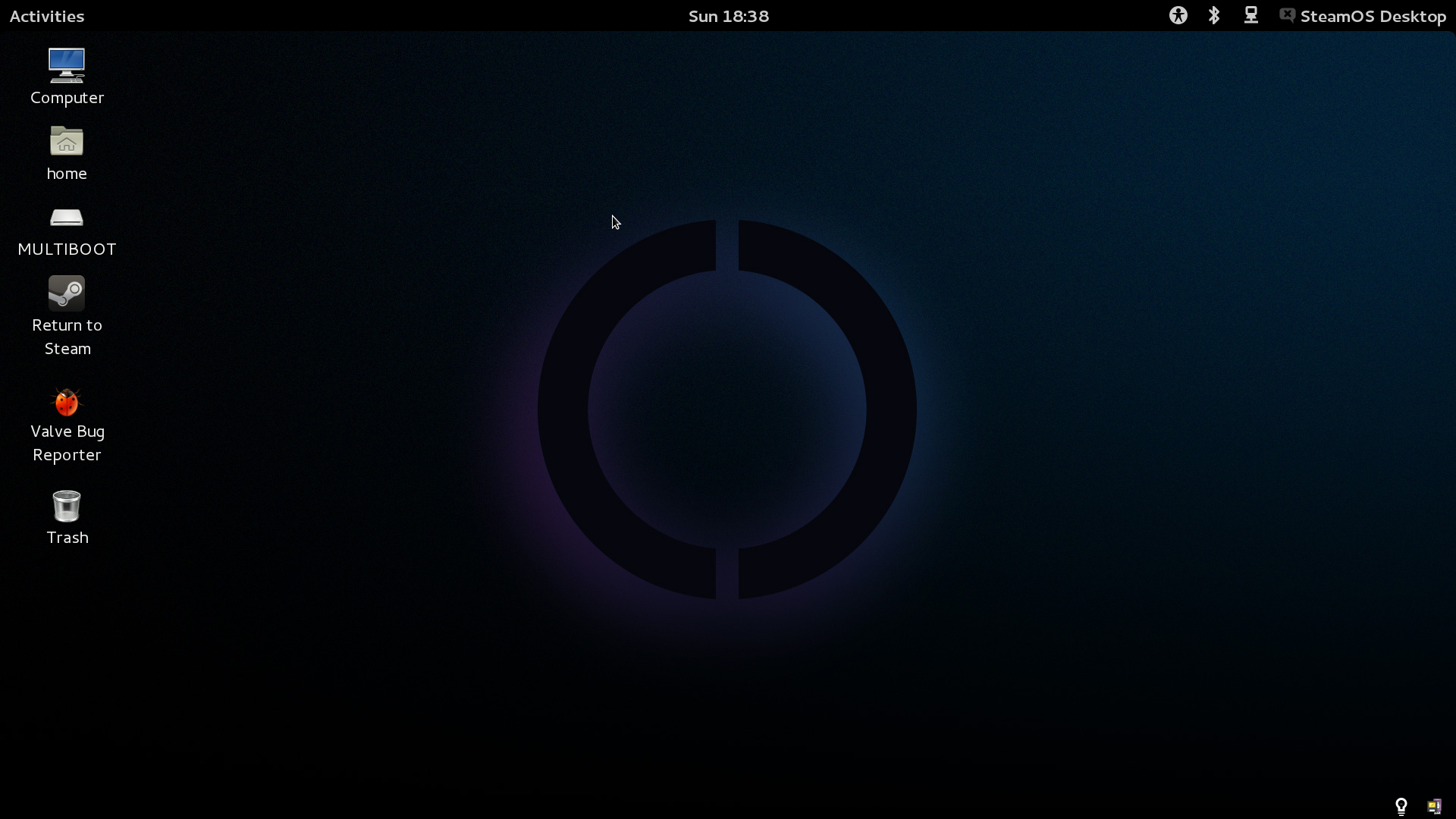 Steamos_gnome_desktop