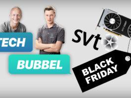 TechBubbel 002 Black Friday TV-skatt