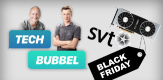 TechBubbel 002 Black Friday TV-skatt