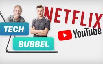 TechBubbel Netflix Covid