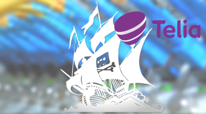 Telia The Pirate Bay