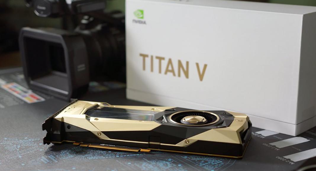Titan V gamersnexus