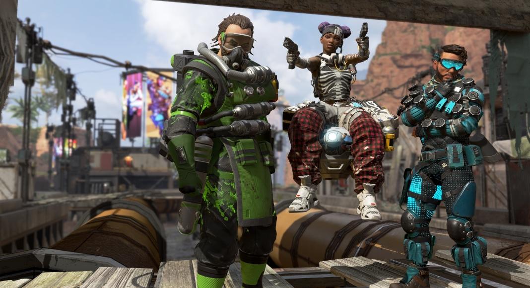 Titanfall Apex Legends