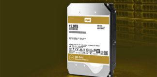 WD Gold 12TB