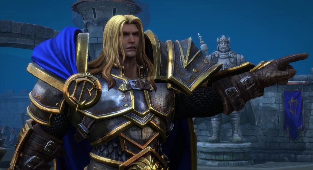 Warcraft 3: Reforged Blizzard