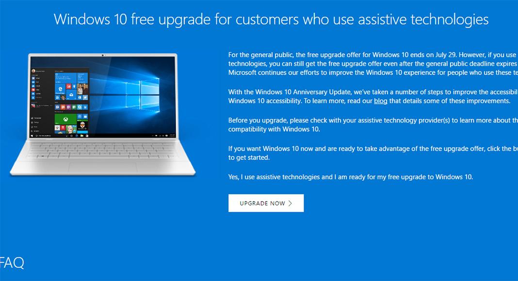 uppgradera windows 10