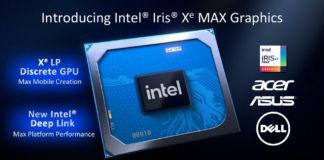 Iris Xe Max