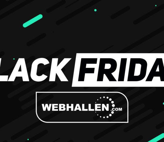 Black Friday Webhallen