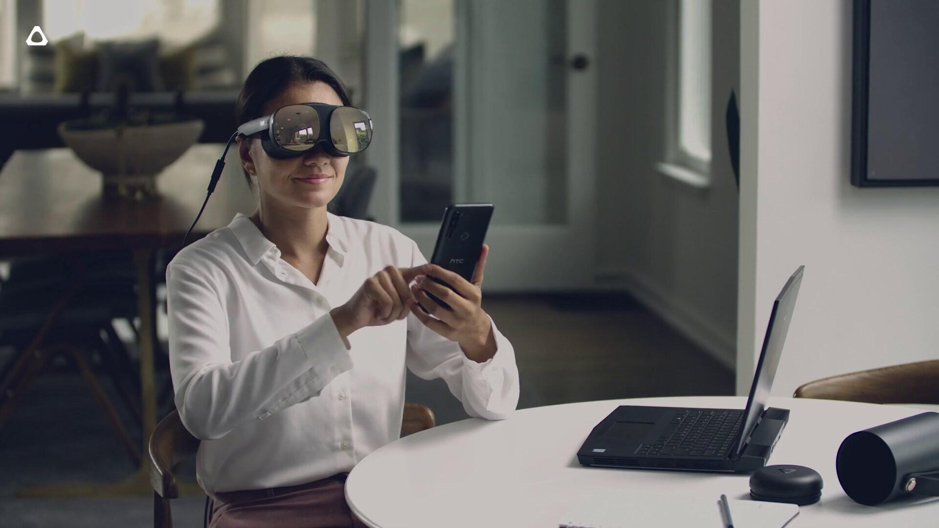 HTC Vive Flow avtäckt – VR för Android