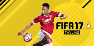 FIFA 17 tävling