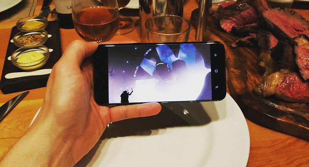 Galaxy S8 prestanda