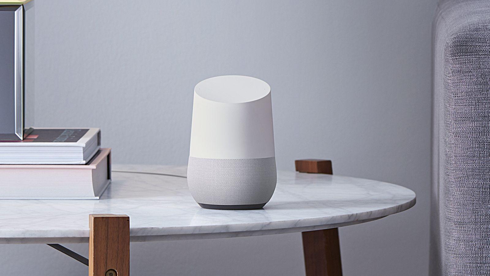 Google Home kan snart får konkurrens av Microsoft HomeHub