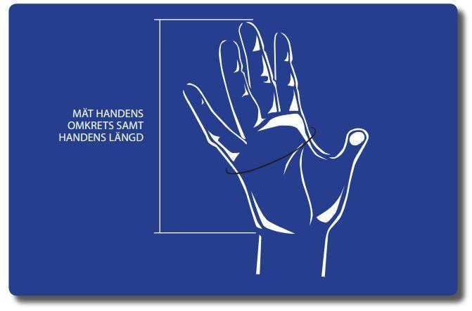 handstorlek