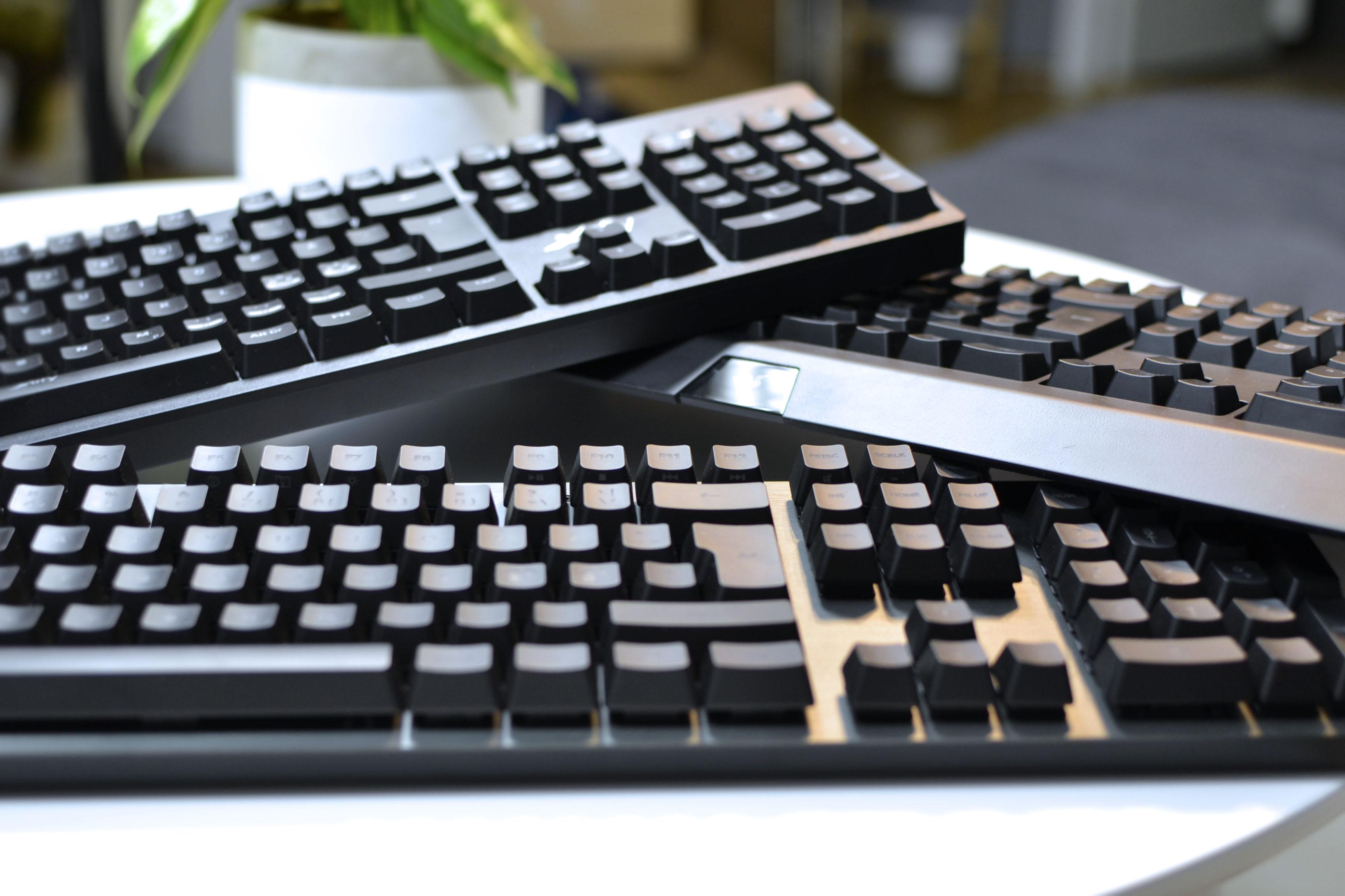 När vi testar tangentbord från premiumsegmentet så letar vi efter det lilla  extra 0610146985ab4